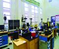آزمایشگاه ژئوتکنیک و محیط زیست